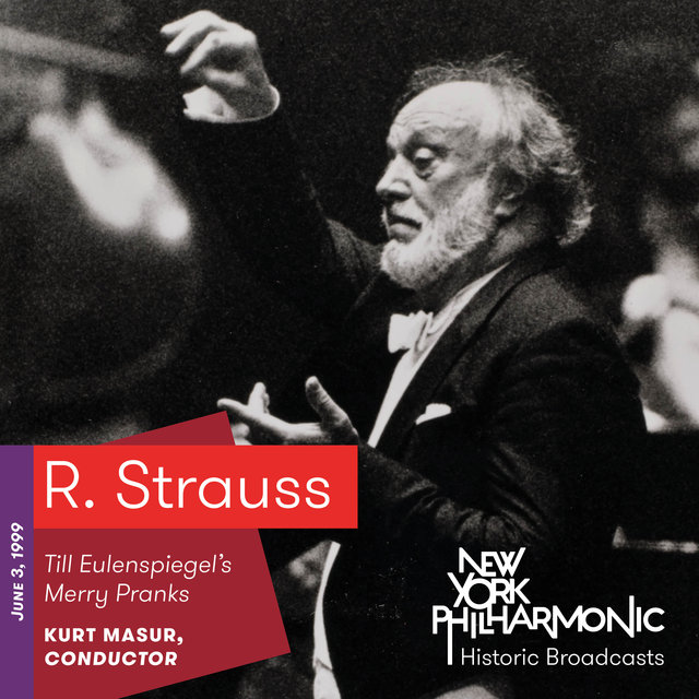 R. Strauss: Till Eulenspiegel's Merry Pranks (Recorded 1999)