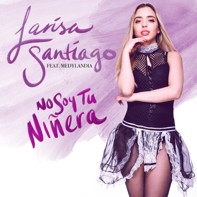 Cover art for album  by Larisa Santiago, MedyLandia