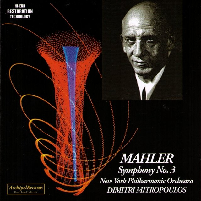Gustav Mahler: Symphony No.3 in D Minor