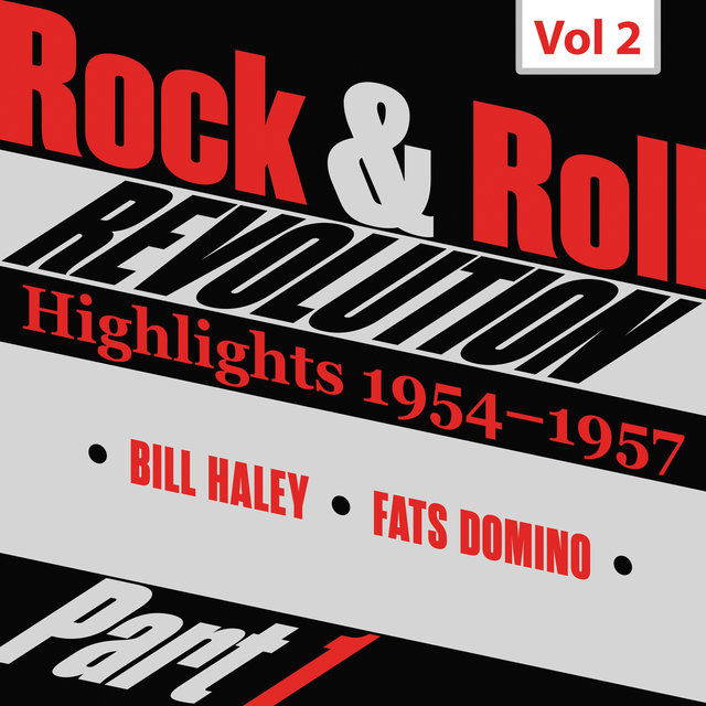 Rock and Roll Revolution, Vol. 2, Part I (1955)