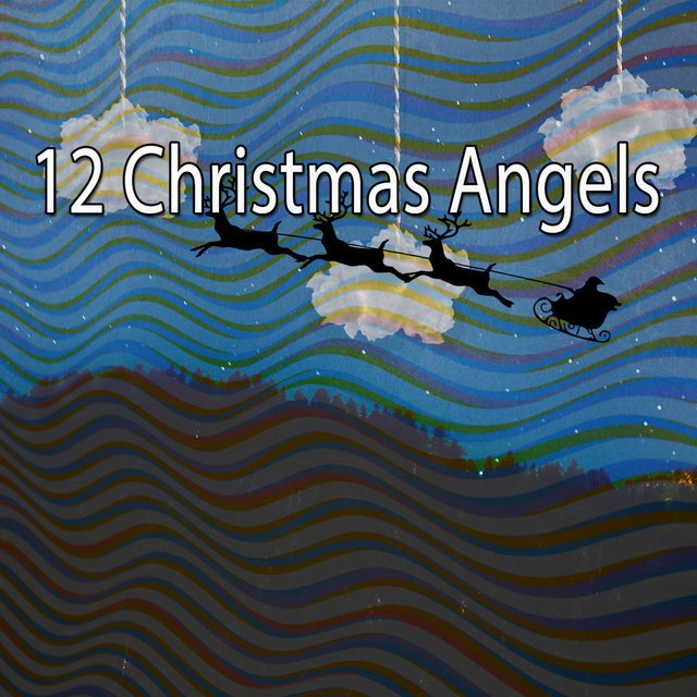 12 Christmas Angels