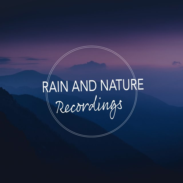 Mellow Ambient Rain and Nature Recordings