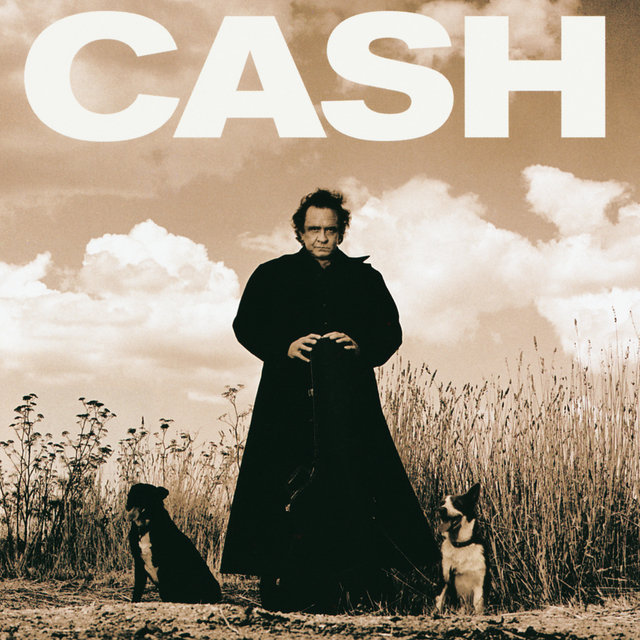 Cover art for album American Recordings by Johnny Cash