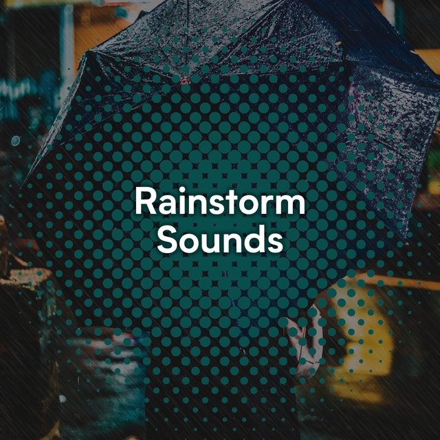 Stress Relieving Rainstorm & Water Sounds