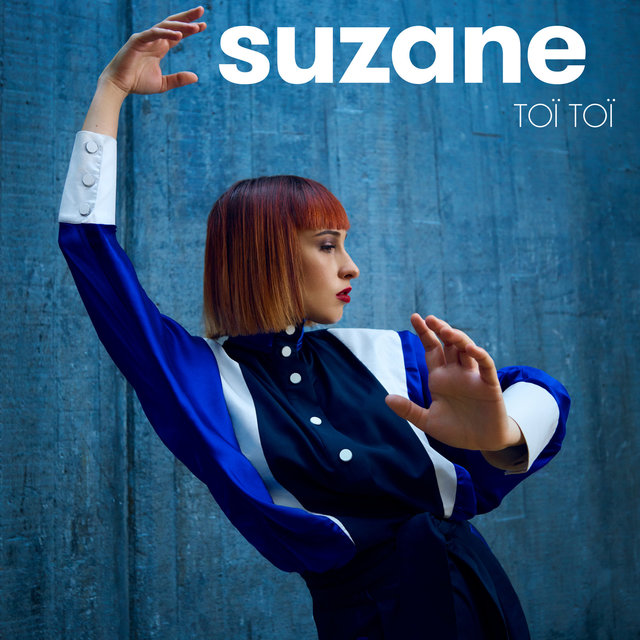Cover art for album Toï Toï by Suzane