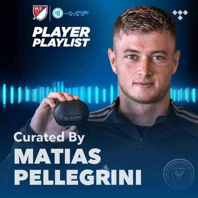 Cover art for album MLS Matias Pellegrini Player Playlist by TIDAL