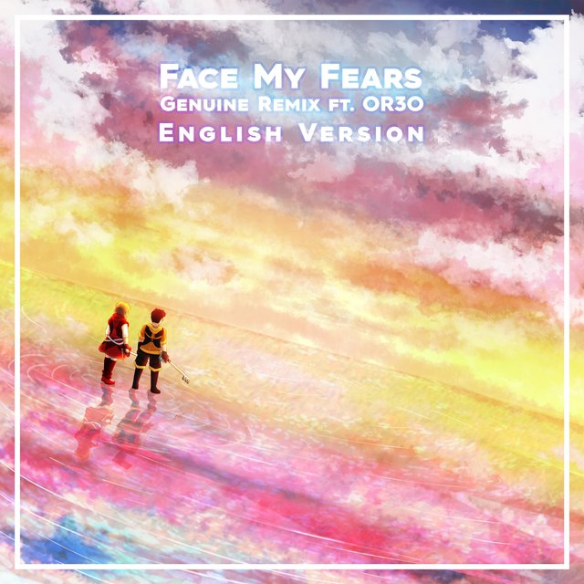 Face My Fears (feat. Or3o) [English Version]