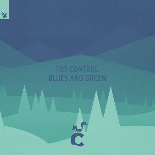 Cover art for album Blues And Green by Fox Control