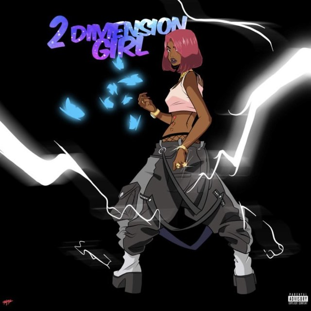 2 Dimension Girl