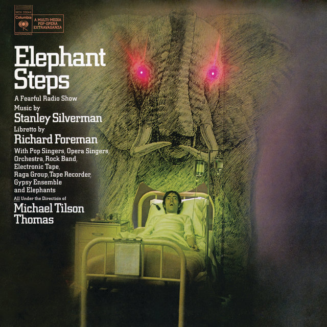 Elephant Steps - A Fearful Radio Show