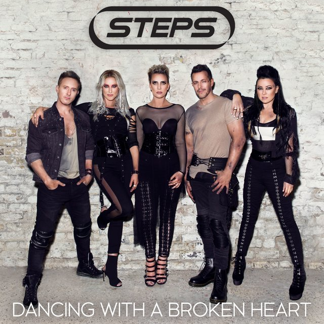Dancing With a Broken Heart [Remixes]
