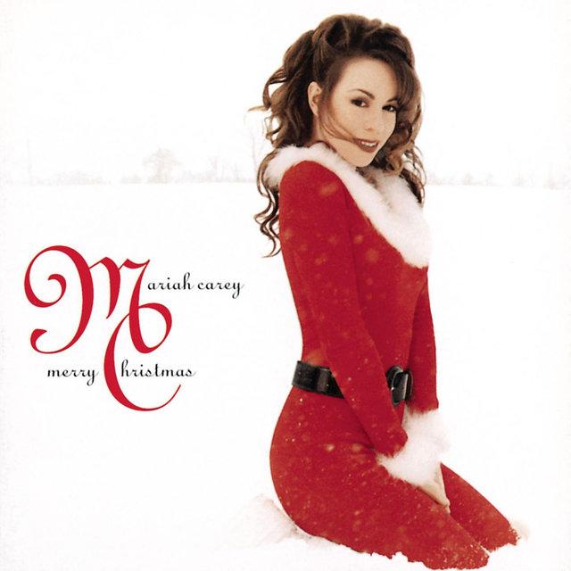 Cover art for album  by Mariah Carey