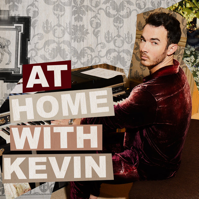 AT HOME WITH KEVIN