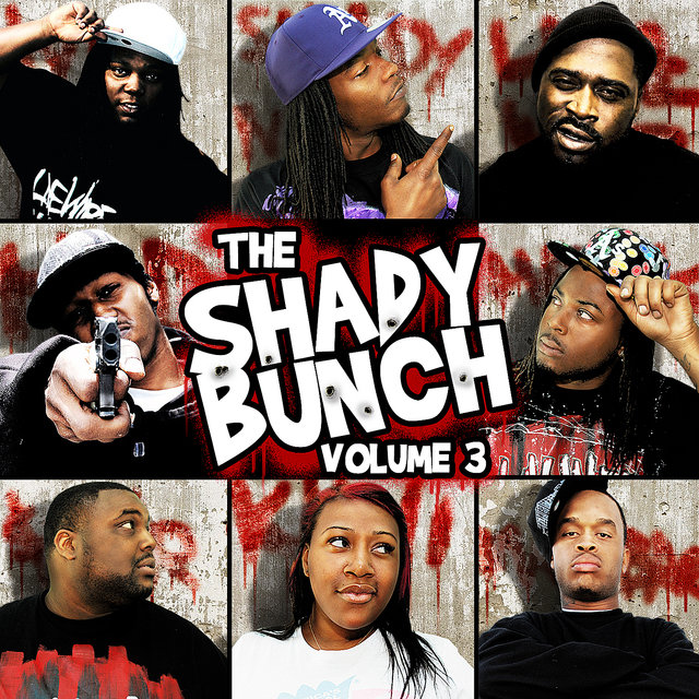 The Shady Bunch Vol. 3