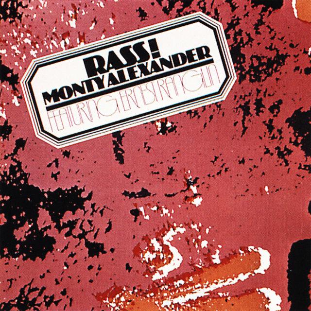 Cover art for album Rass by Monty Alexander