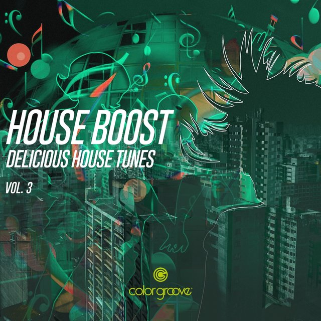 House Boost, Vol. 3 (Delicious House Tunes)