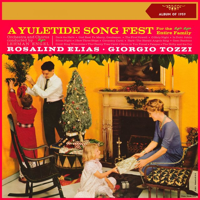 A Yuletide Song Fest