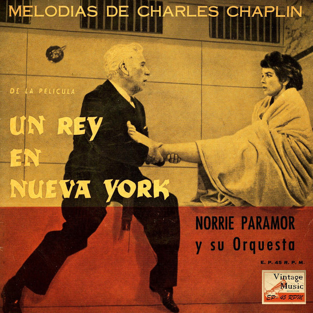Melodies Of Charles Chaplin