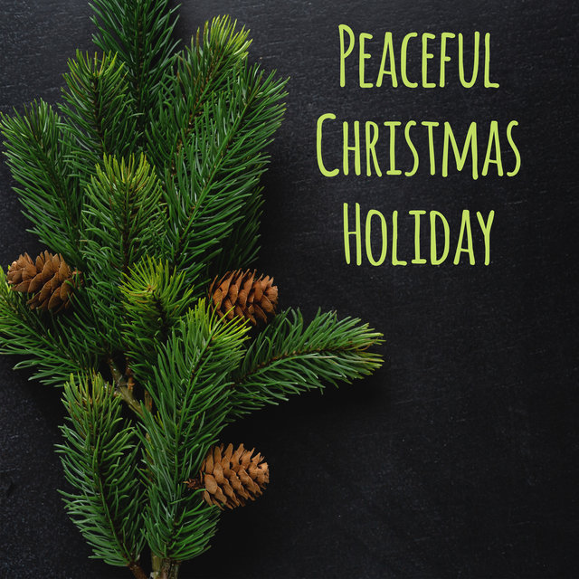 Peaceful Christmas Holiday (Beautiful Instrumental Carols)
