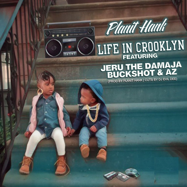 Life in Crooklyn (feat. Jeru The Damaja, Buckshot & AZ)