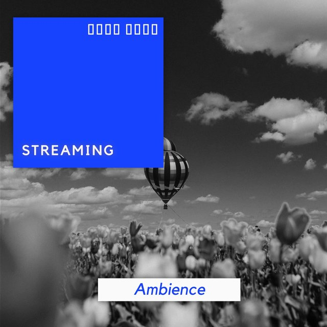 # Streaming Ambience