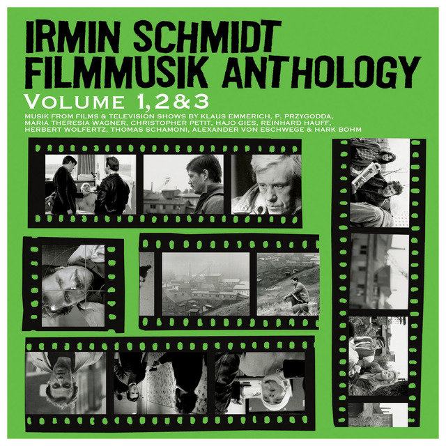 Filmmusik Anthology, Vol. 1,2 & 3