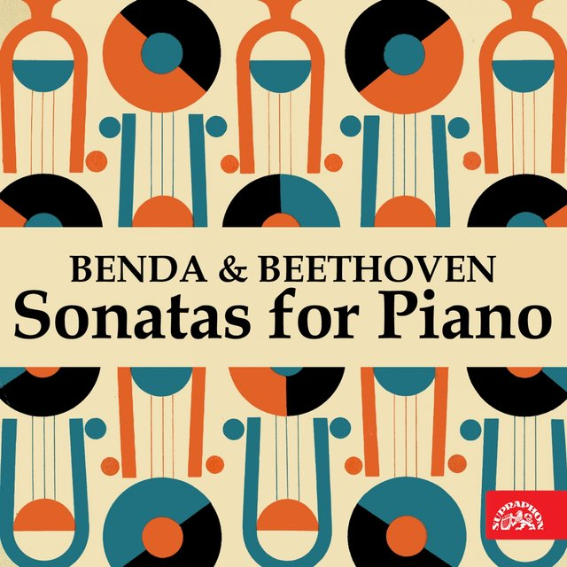 Benda & Beethoven: Sonatas For Piano