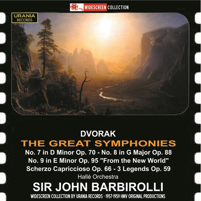 Dvořák: The Great Symphonies
