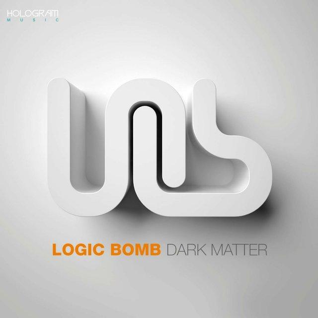 Cover art for album Dark Matter by Logic Bomb