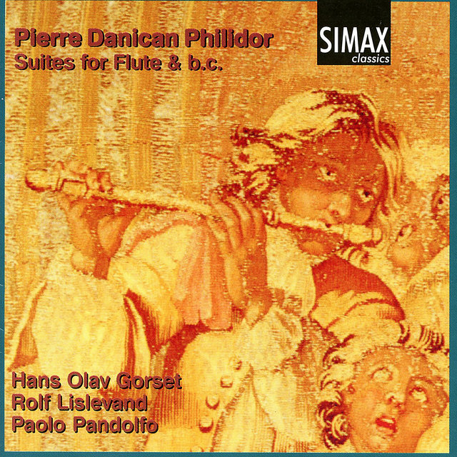 Philidor: Suites for Flute and B. C.