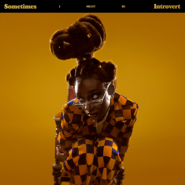 Cover art for album Sometimes I Might Be Introvert by Little Simz