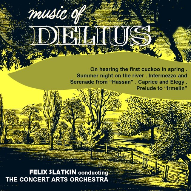 Music of Delius