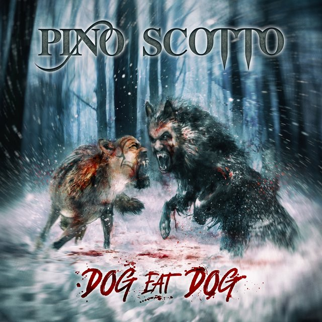 Cover art for album Dog Eat Dog by Pino Scotto