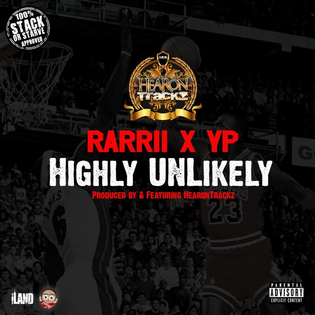 Highly Unlikely (feat. Rarrii & Yp)