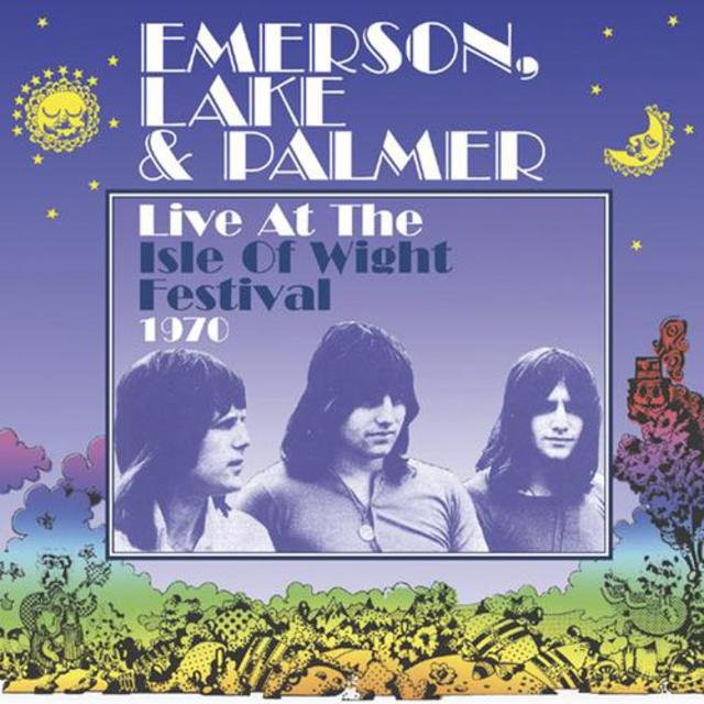 Live At The Isle Of Wight Festival 1970 (Reissue)