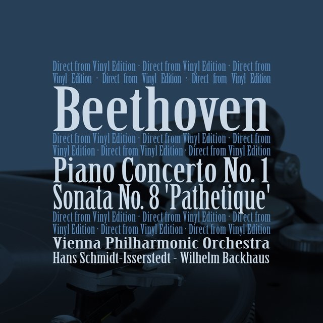 Beethoven: Piano Concerto No. 1 & Piano Sonata No. 8 'Pathetique'