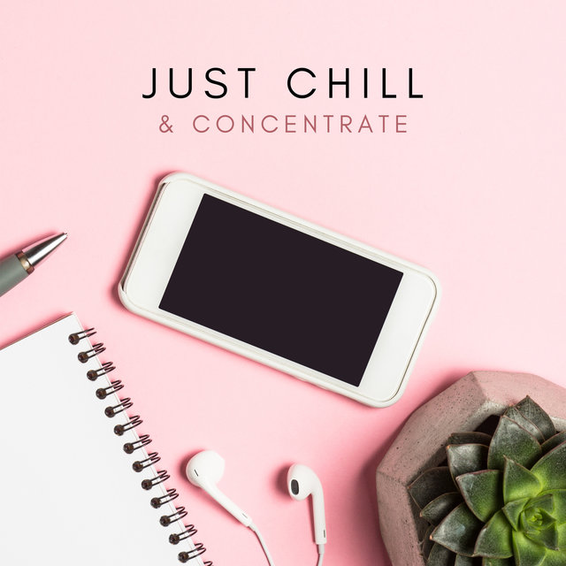 Just Chill and Concentrate – Immersive Background Music for Study to Eliminate Distraction & Disturbing Noises (Lo-fi Piano & Drum Beats)