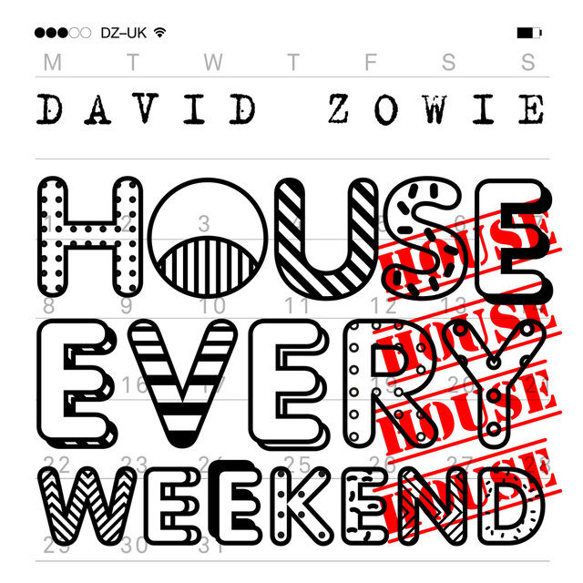 House Every Weekend (Mike Mago Remix)