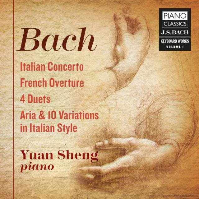 J.S. Bach: Italian Concerto, French Overture, 4 Duets, Aria & 10 Variations in Italian Style