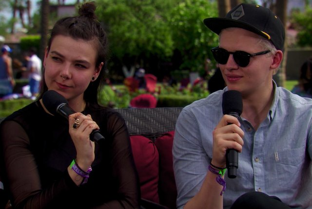 Coachella Interview