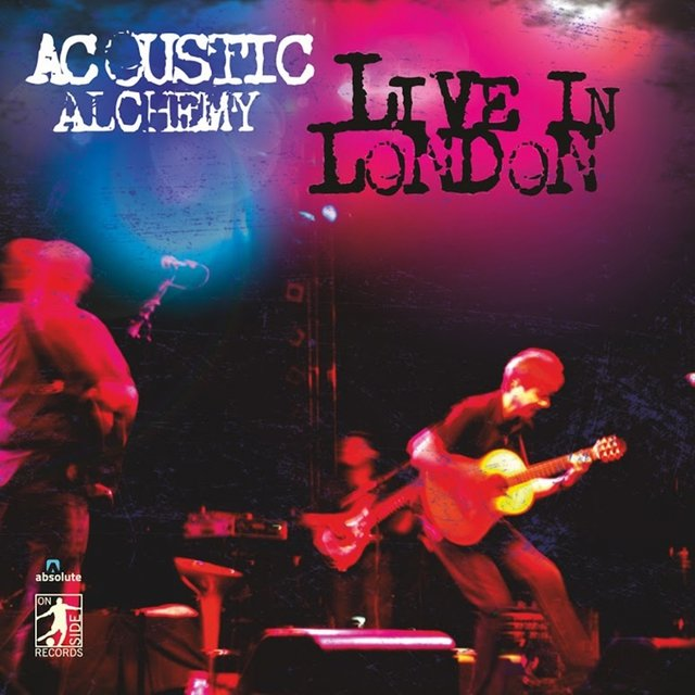 Cover art for album  by ACOUSTIC ALCHEMY