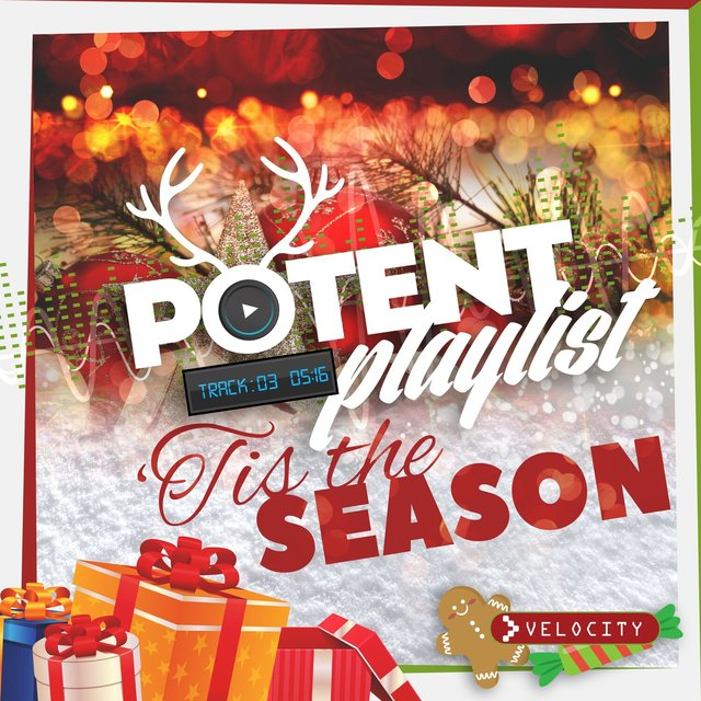 Potent Playlist - Tis the Season