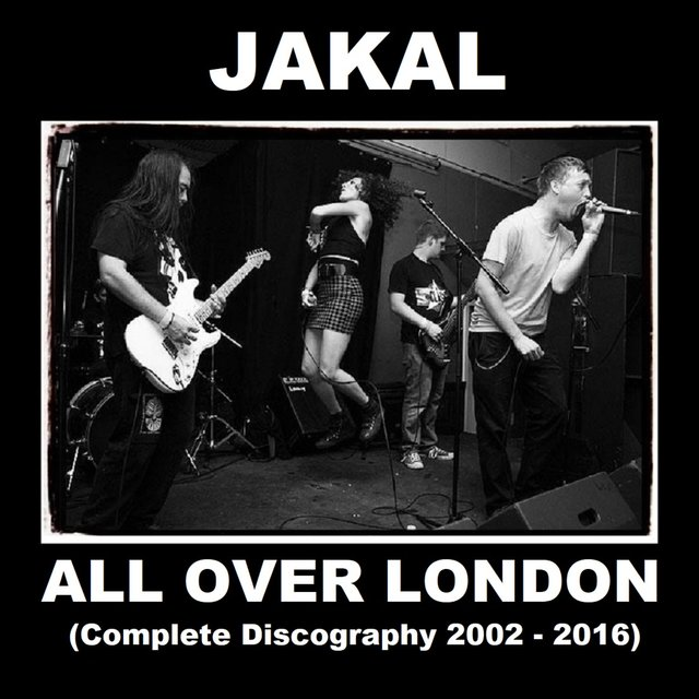 All Over London (Complete Discography 2002 - 2016)
