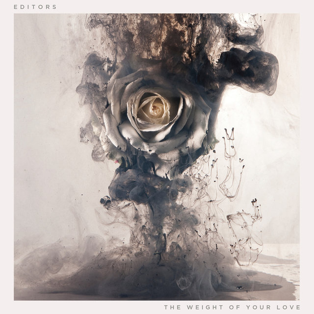 Cover art for album The Weight of Your Love by Editors
