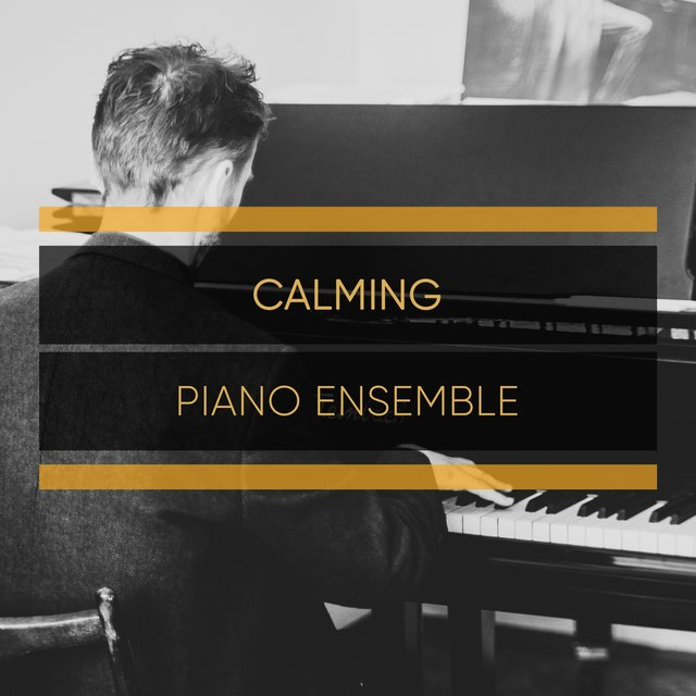 Calming Coffee Shop Piano Ensemble