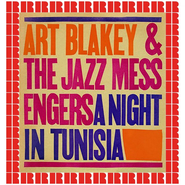 A Night In Tunisia [Bonus Track Version] (Hd Remastered Edition)