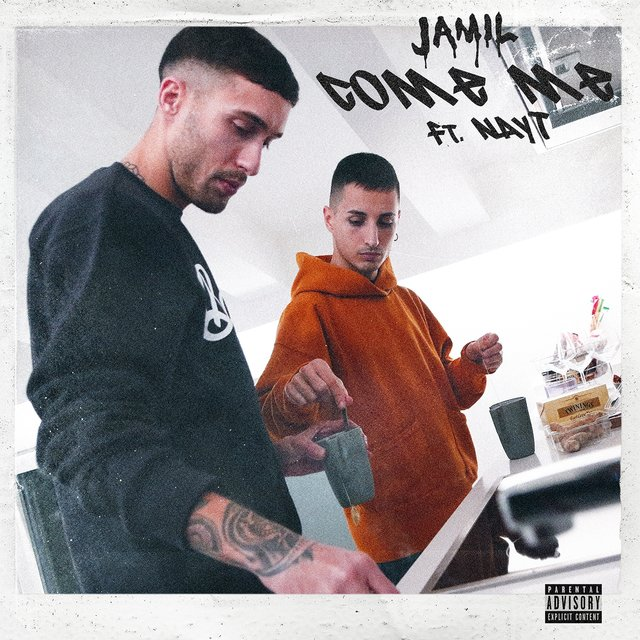 Cover art for album Come Me by Jamil, Nayt
