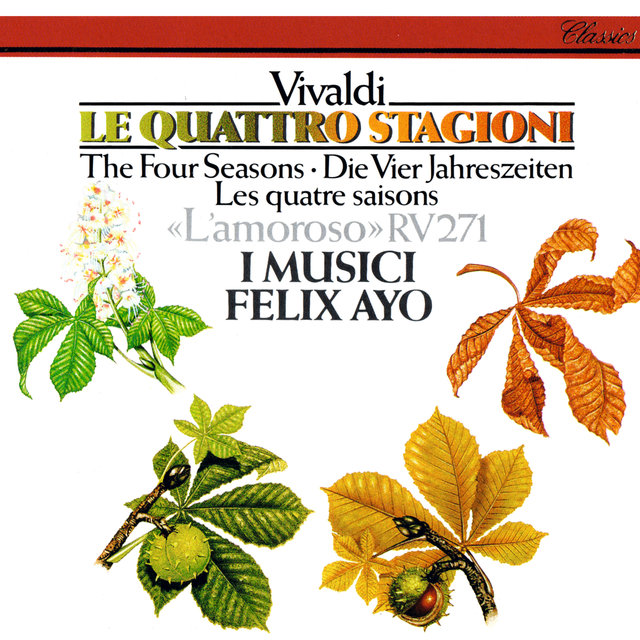 Vivaldi: The Four Seasons; L'amoroso