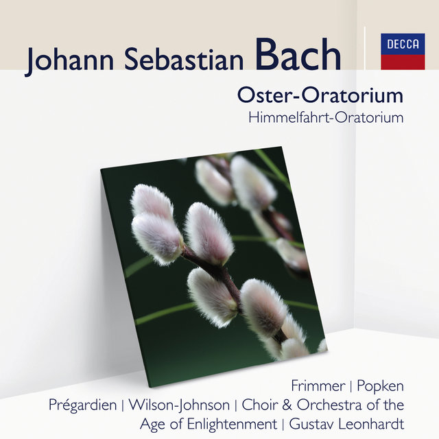 Bach, J.S.: Easter Oratorio/Ascension Oratorio (Audior)
