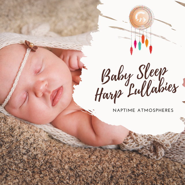Baby Sleep Harp Lullabies
